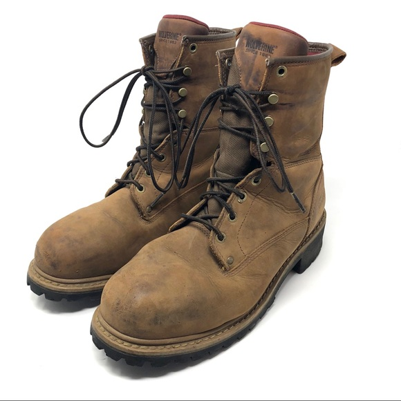 6ada9a625a3 Wolverine Extra Wide 400 Gram Thinsulate Work Boot